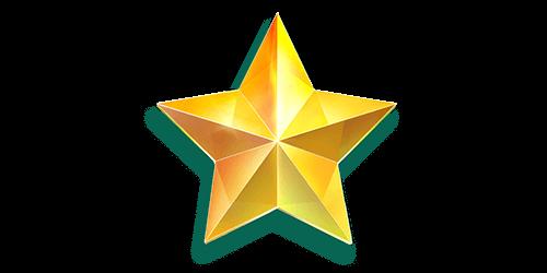 Star symbol in Joker Strike